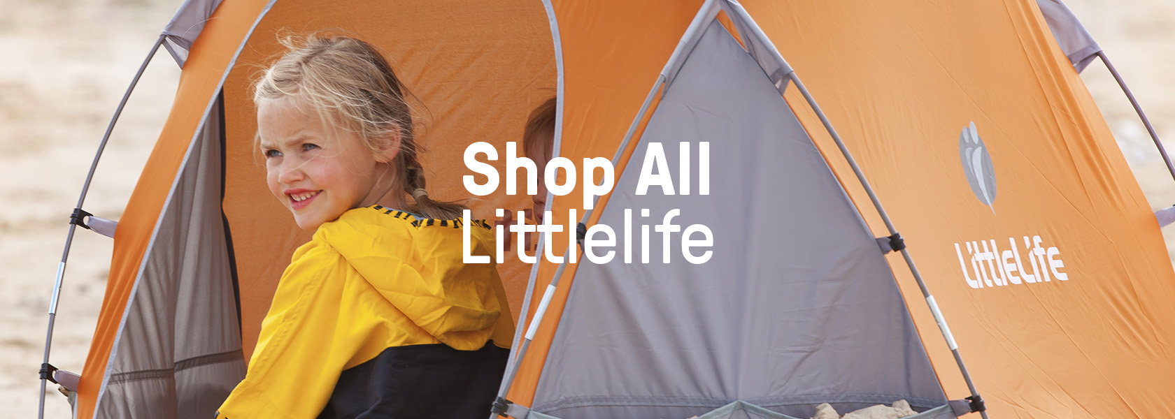 Child by LittleLife Tent