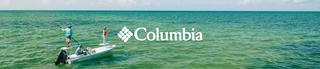 Family go out to sea wearing Columbia Apparel