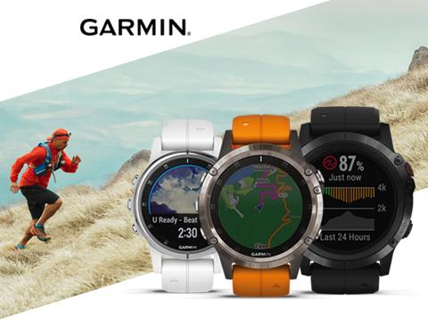 Garmin Fenix 6 Series | GPS Watches | Cotswold Outdoor on
