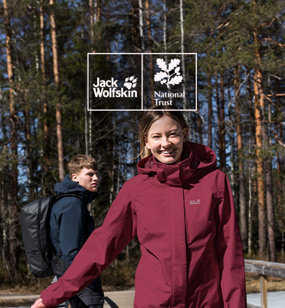 Jack Wolfskin & The National Trust Collection