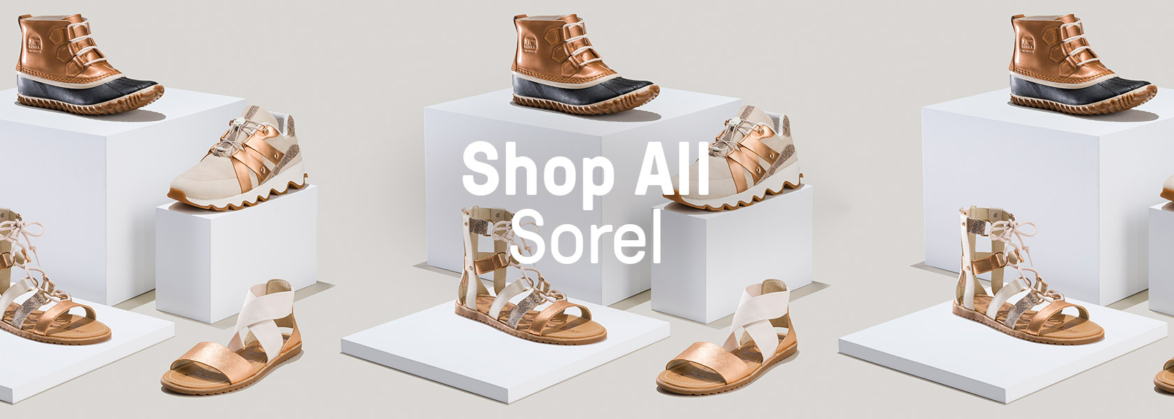 Sorel shoes and sandals