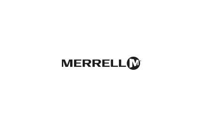 Merrell Brand Page Logo