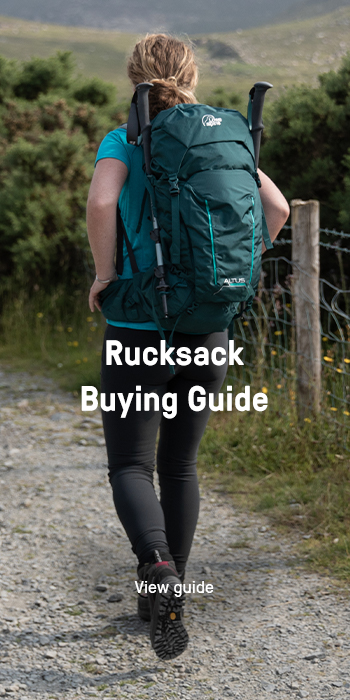 Rucksack buying Guide