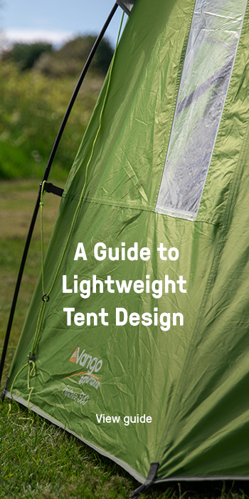 A Guide to Lightweight Tent Design