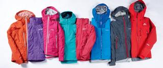 Selection of Waterproofs
