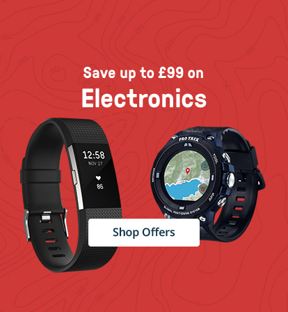 Save up to £99 on Electronics