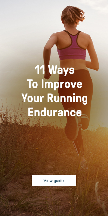 11 Ways To Improve Your Running Endurance