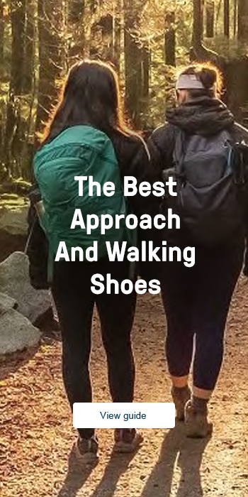 The Best Approach And Walking Shoes