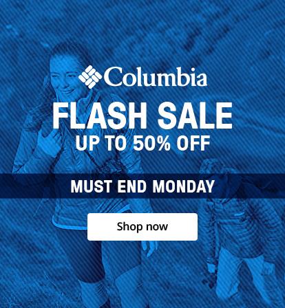 Columbia Flash Sale