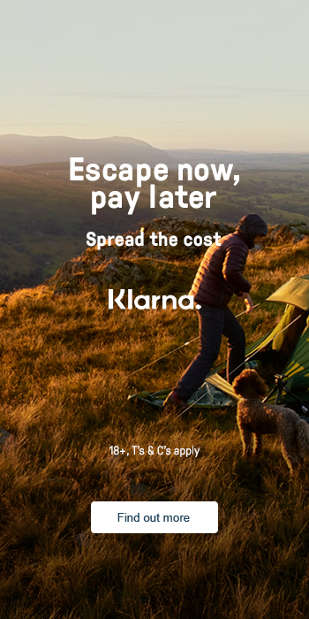 Spread the cost with Klarna