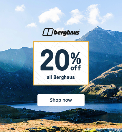 20% off Berghaus