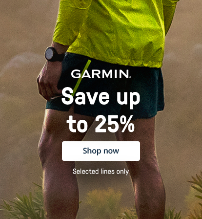 up to 25% off Garmin