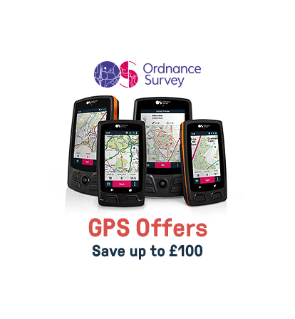 Ordnance Survey save up to £100