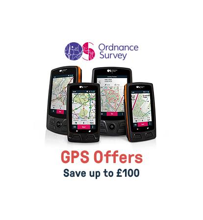 Ordnance Survey save up to £100