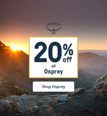 20% Off Osprey