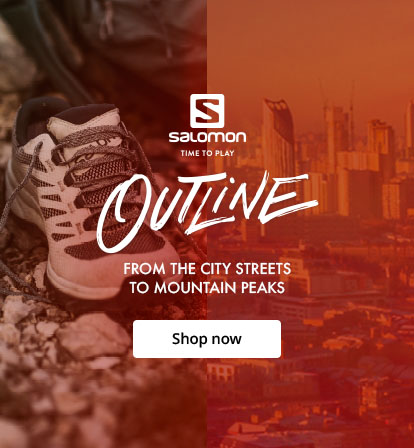 Salomon Outline footwear collection
