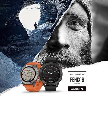 Shop a Garmin Fenix 6 Series watches