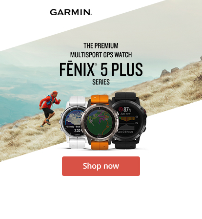 Shop a Garmin Fenix 5 Plus Series watches