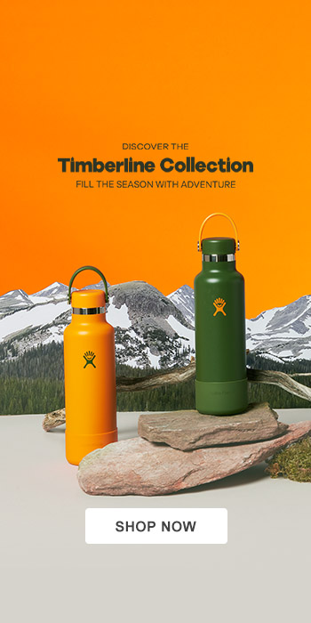 Hydroflask Timberline Collection