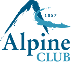 The Alpine Club logo
