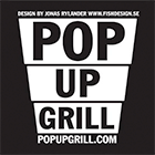 Pop Up Grill logo